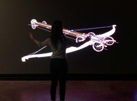 02 Fano_esperienza immersiva mostra Leonardo-Vitruvio