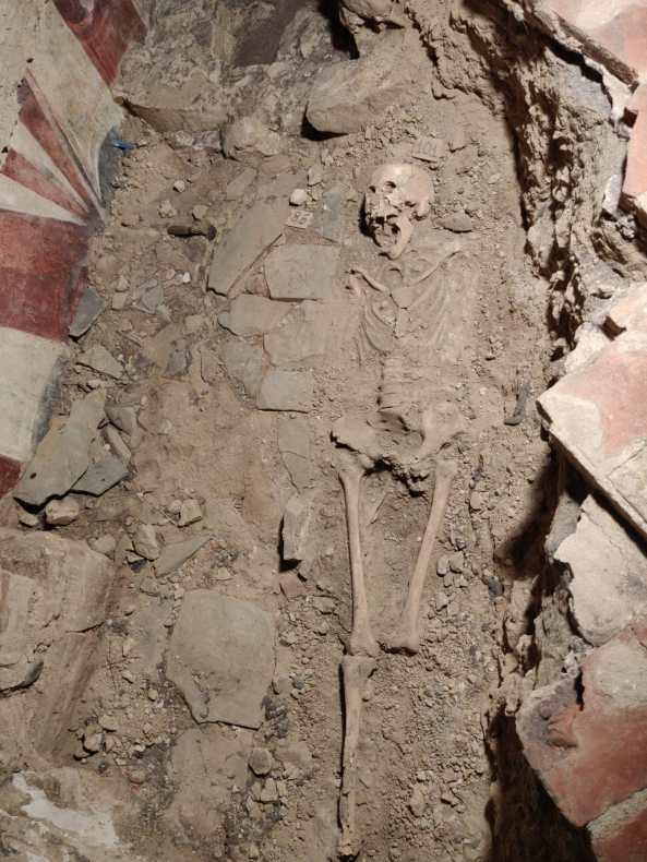 Foto scheletro