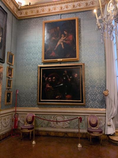 Sala di Berenice_Caravaggio