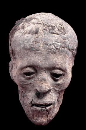 Testa di mummia_656-332 a.C.
