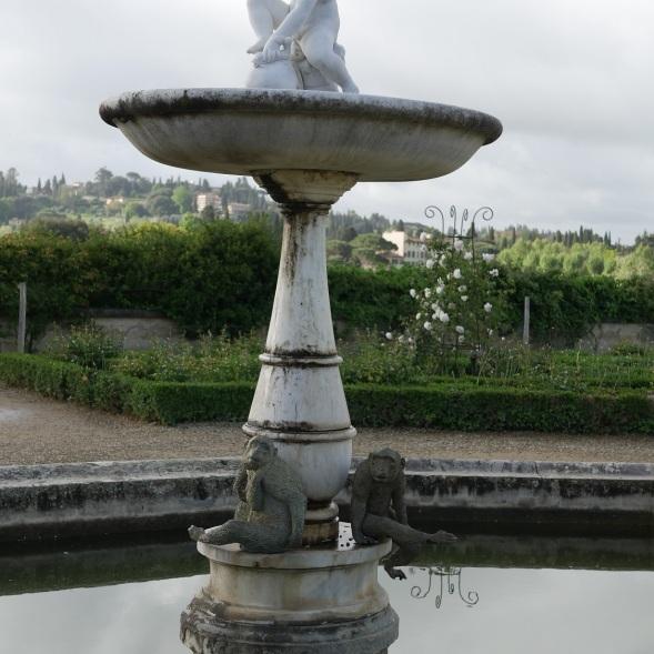 Fontana delle Scimmie