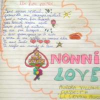 """POESIE PER I NONNI '19: L'INVIO ENTRO IL 20 SETTEMBRE. E DA APRILIA (LT) ECCO """"NONNI LOVE"""""""
