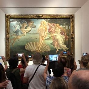 Giacomo Zaganelli_Grand Tourismo_Uffizi_5