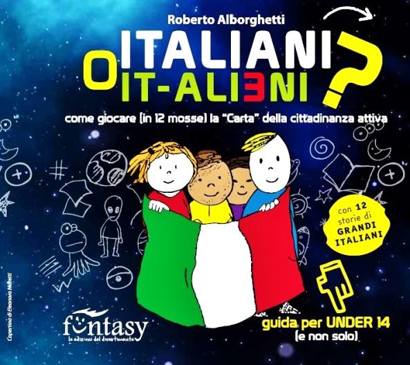 ITALIANI O IT-ALIENI copertina