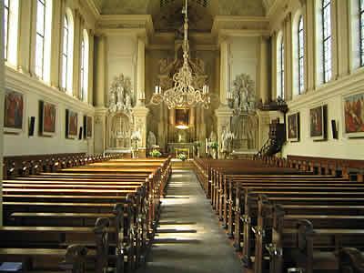 Sint Augustinkerk Utrecht. 2