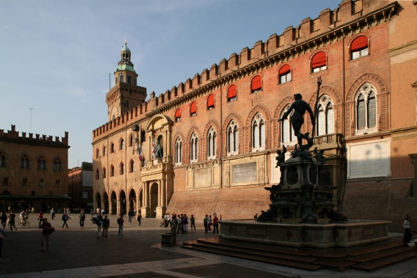 Bologna Fontana Nettuno