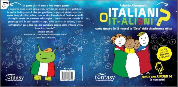 ITALIANI copertina totale