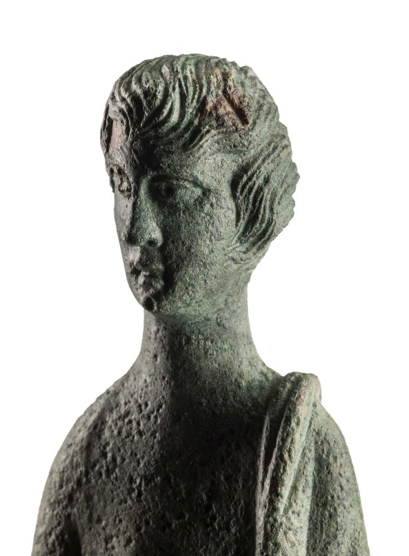 Statua etrusca 2