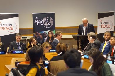 Leaders For Peace One Year Later. Towards a Global Leaders School1