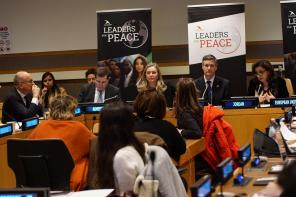 Leaders For Peace One Year Later. Towards a Global Leaders School4