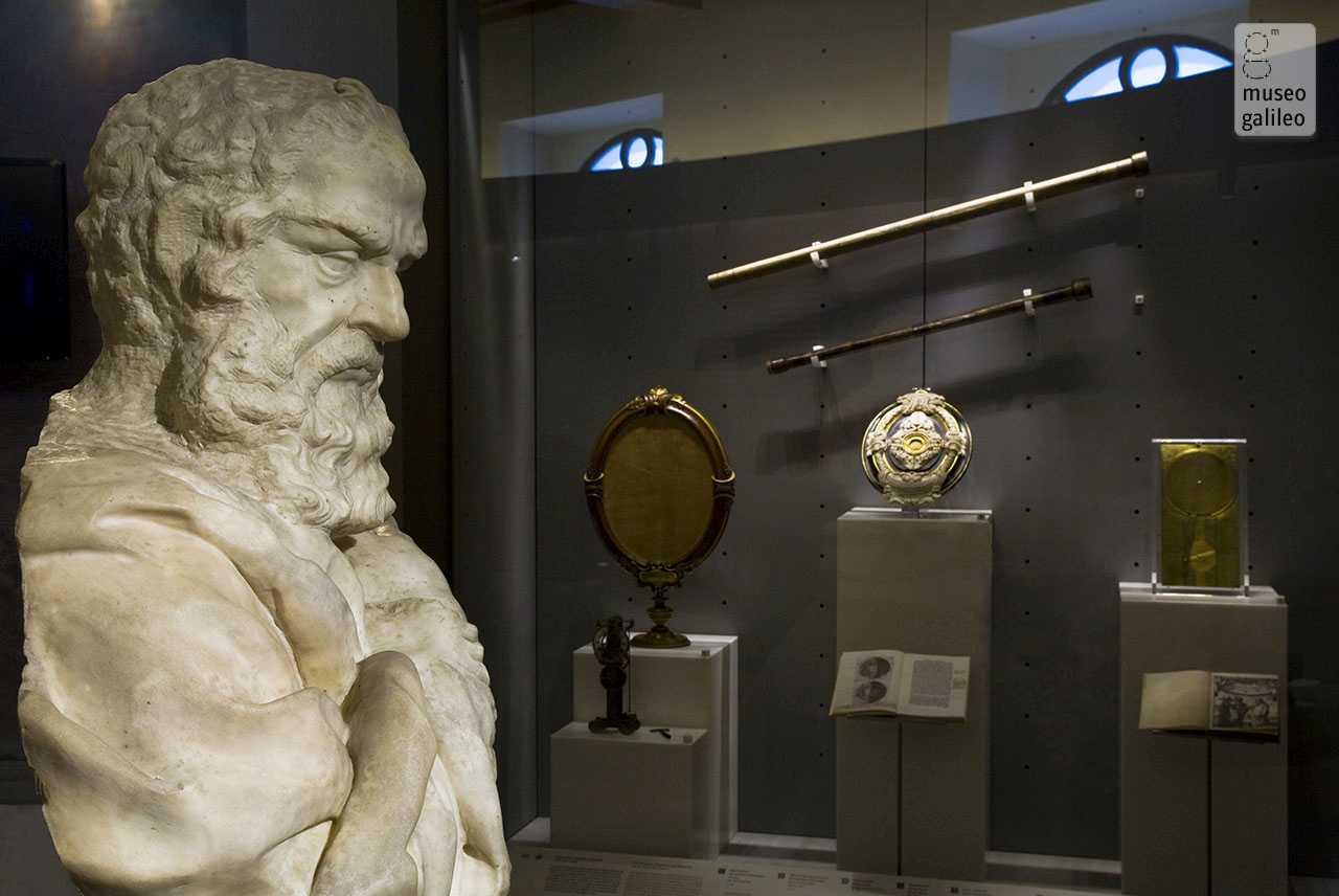 Museo Galileo, Sala espositiva dedicata a Il nuovo mondo di Galileo (2)