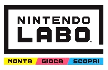 Nintendo Labo Logo