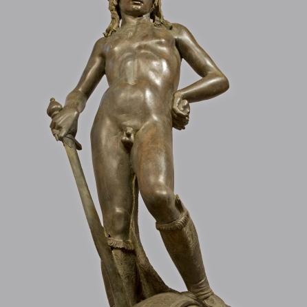 _06 Museo del Bargello, Donatello, David ph. © A. Quattrone