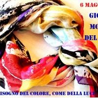 6 MAGGIO 2020: GIORNATA MONDIALE DEL COLORE