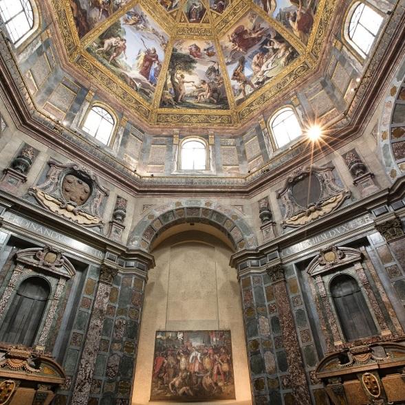 Museo delle Cappelle Medicee_Cappella dei Principi