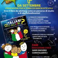 """""""ITALIANI O IT-ALIENI?"""": L'EDUCAZIONE CIVICA IN MODO COINVOLGENTE (E PURE DIVERTENTE!)"""