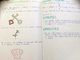 Lavori Cl 2H media' istituto pascoli Aprilia LT Baravelli (10)