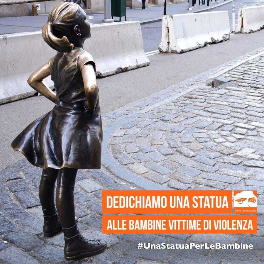 Foto_Petizione_statua_Terres del Hommes
