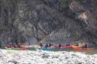 Kayak nel Parco Avventura Val Trebbia (PC)