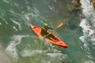 Kayak, Parco Avventura Val Trebbia (PC)