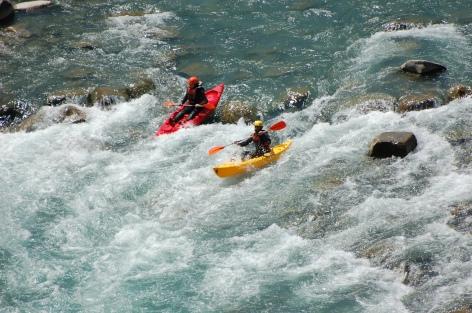Kayak, Parco Avventura Val Trebbia (Piacenza)