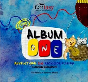 ALBUM ONE 1 COPERTINA