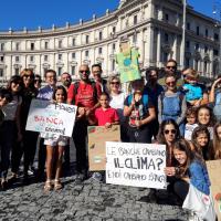 25 SETTEMBRE: GIORNATA MONDIALE DI MOBILITAZIONE PER IL CLIMA
