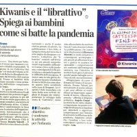 CATTIVIRUS E KIWANIS: GRANDE SUCCESSO NELLE SCUOLE DI TUTTA ITALIA