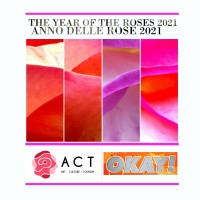 ANNO DELLE ROSE 2021: PARTECIPA ALLA GRANDE INIZIATIVA CON FOTO ED ARTWORK