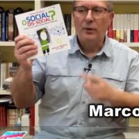 """""""SOCIAL O DIS-SOCIAL?"""": ECCO LA VIDEO-RECENSIONE (MOLTO DIVERTENTE!) DI MARCO FARINA"""
